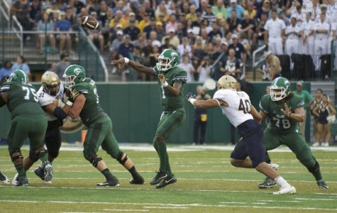 Navy triumphs over Tulane in final quarter