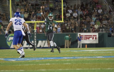 Tulane falls to Tulsa 50-27 for third conference loss of season