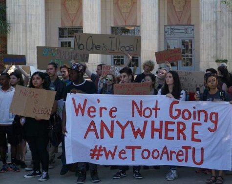 USG calls on administration to establish sanctuary campus