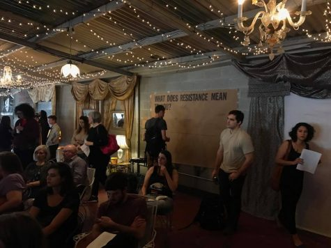 Resistance in ink: New Orleans literary community joins global movement