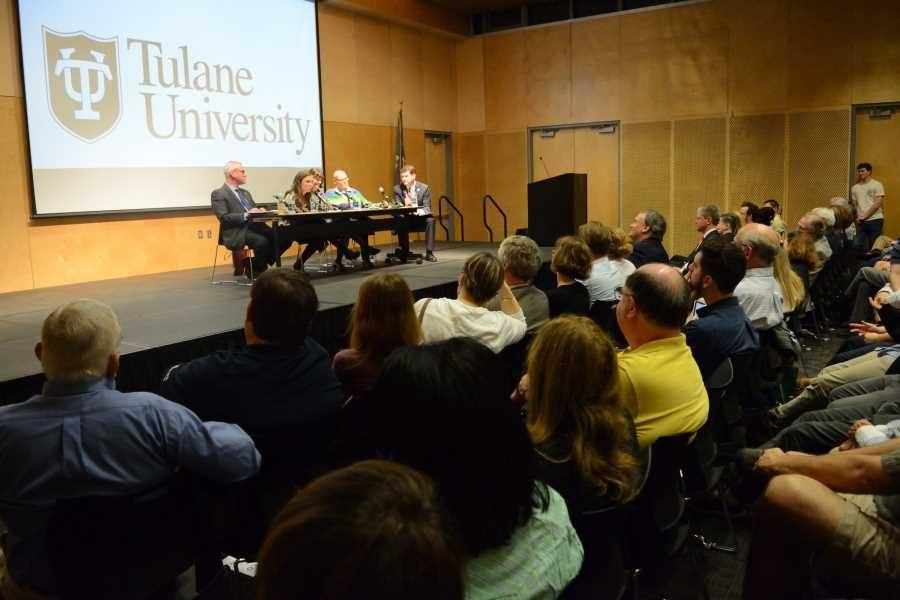 tulane university panel