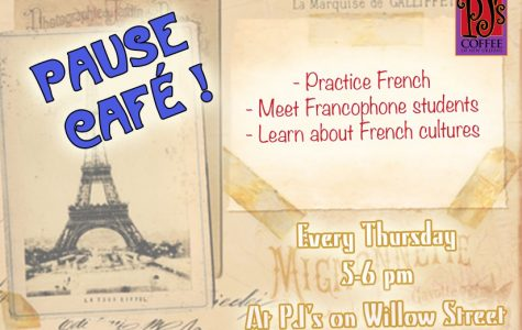 Pause Café explores the intersection of Francophone culture and New Orleans
