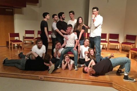 Penthouse Improv brings new comedic outlet to campus