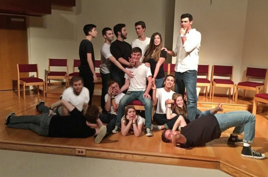 Penthouse Improv's next show will take place at 6:15 p.m. Feb. 17 in Rogers Memorial Chapel. The group is one of many comedy clubs that have popped up at Tulane in the past year, meeting the demand for comedic avenues available to students.
