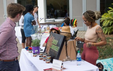 Black Art Market brings local vendors, marks beginning of festival