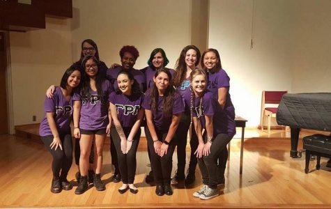Gamma Rho Lambda 'queers' Greek norms, strives for intersectional inclusivity