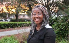 Lexi Frame bridges divisions, explores blackness with natural hair