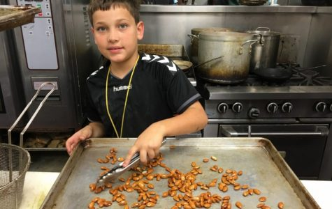 Future of Food: 10-year-old Kaj Friis-Hecht wins Chopped Junior