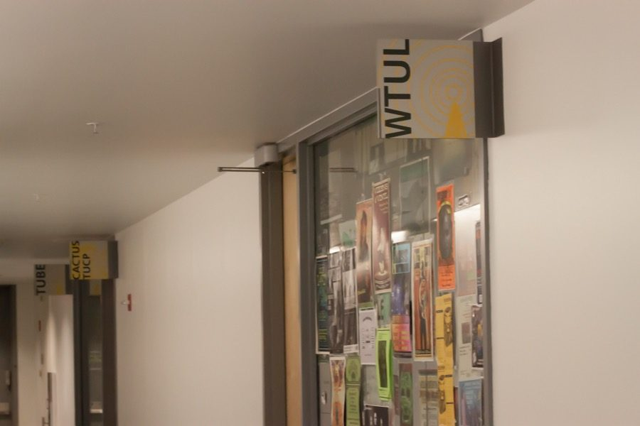 WTUL radio station is a student organization that welcomes many non-affiliated participants from the community