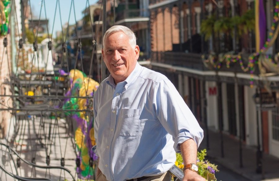 Walter Isaacson will join the Tulane Department of History starting in the Spring 2018 semester.