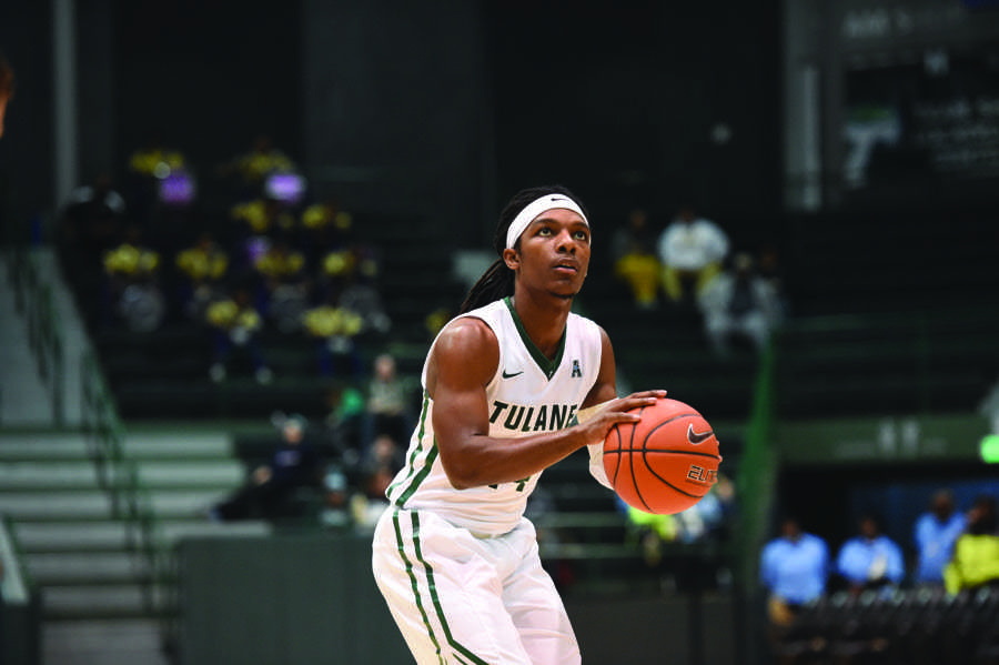 After losing his house and all of his possessions in the wake of Hurricane Katrina, freshman point guard Colin Slater was forced to move to Fresno, California with his family. Despite what seemed to be permanent move, he made it a point to come back to the Big Easy, and now he's home.