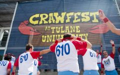 Crawfest experience offers taste of tails at Tulane