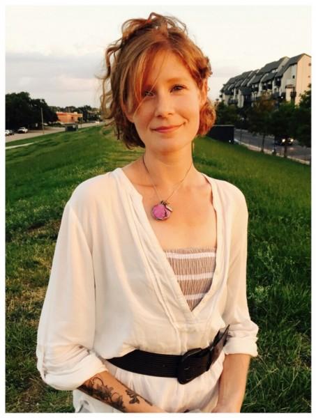 This week's #WaveCrushWednesday is English professor Jenny Heil.