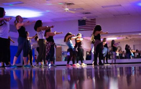 Vixen Army: Senior Vanessa Richter introduces empowering workout class to campus