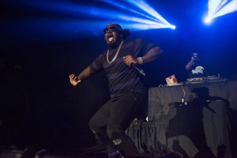 T-Pain comes to campus to 'bayou' a 'drank'