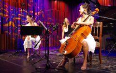 Korean-American classical trio crosses genres, art forms