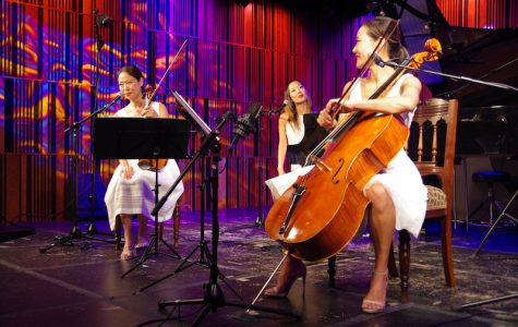 Korean-American classical trio crosses genres, art forms