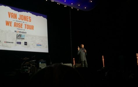 Van Jones preaches love, unity on We Rise Tour