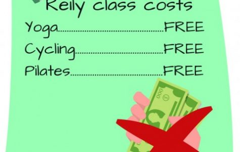 Reily eliminates costs for group classes, adds to fees