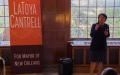 "Cantrell: ""New Orleans… a city of two truths"""