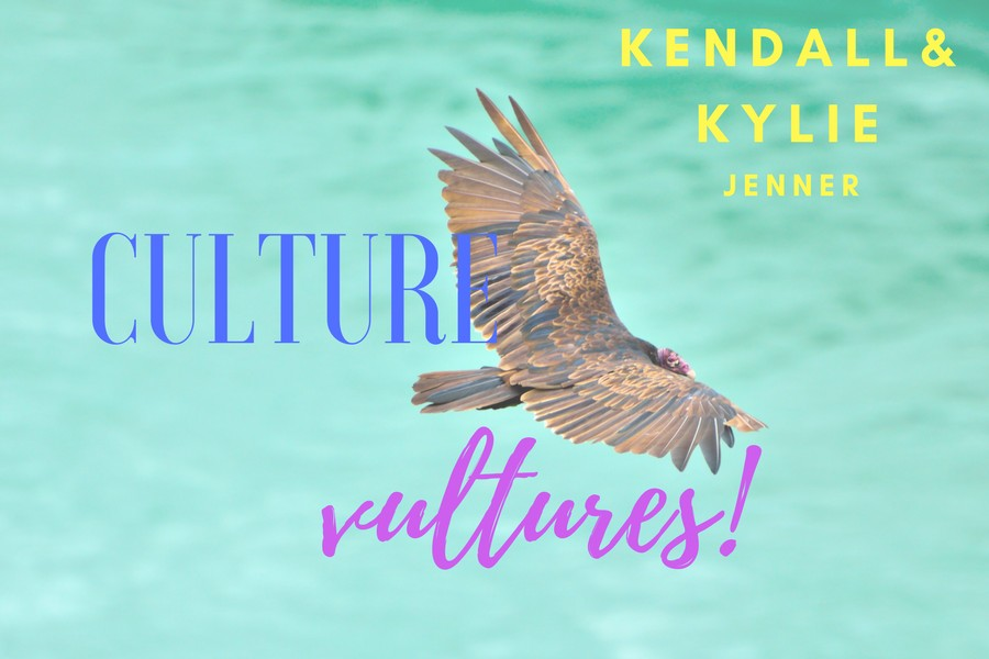 Kendall+and+Kylie+are+culture+vultures