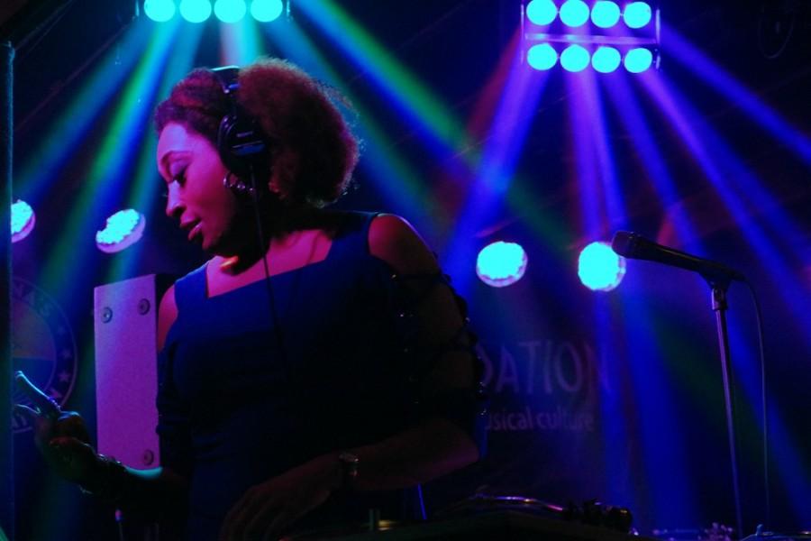 DJ Soul Sister brings funk to Tipitinas in annual birthday bash