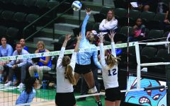 Towering above the competition: Volleyball looks to continue strong performance