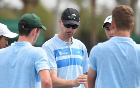 Mark Booras named tennis director