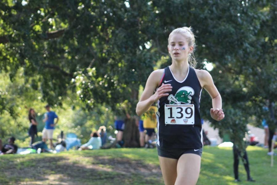 Early races show improvement for men's and women's cross country