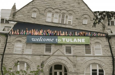 Bursting at the seams: Tulane adjusts for two biggest classes in history