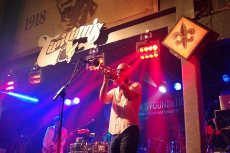 Flow Tribe rocks Tipitina's with energetic performance
