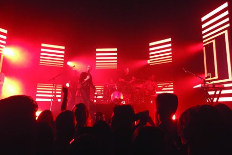 Two Door Cinema Club cures audience of Monday blues
