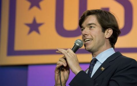 "Comedian John Mulaney comes to town on ""Kid Gorgeous"" tour"