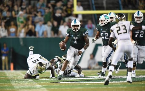 Green Wave's return to Yulman marred in bout against South Florida