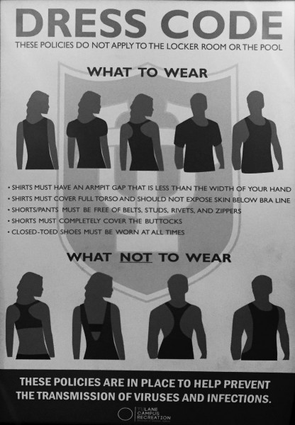 Reily clothing restrictions reinforce harmful body-shaming behavior