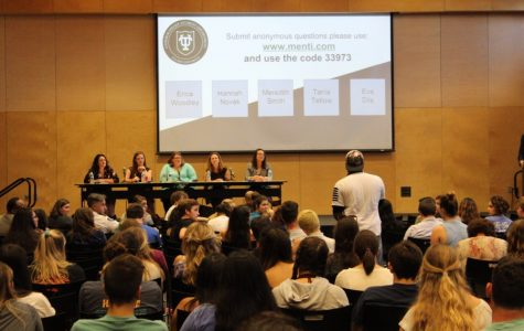 Students push for representation in sexual assault prevention efforts