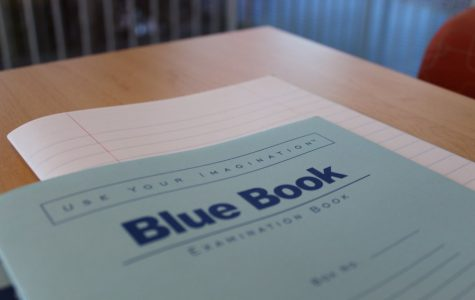 Undergraduate Student Government will offer blue books free of charge for students during the fall '17 and spring '18 final exam periods.
