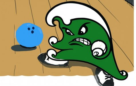Getting the ball rolling: Tulane Bowling places second in opening tournament