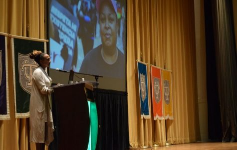 Kimberlé Crenshaw: race scholar speaks on erasure of women of color