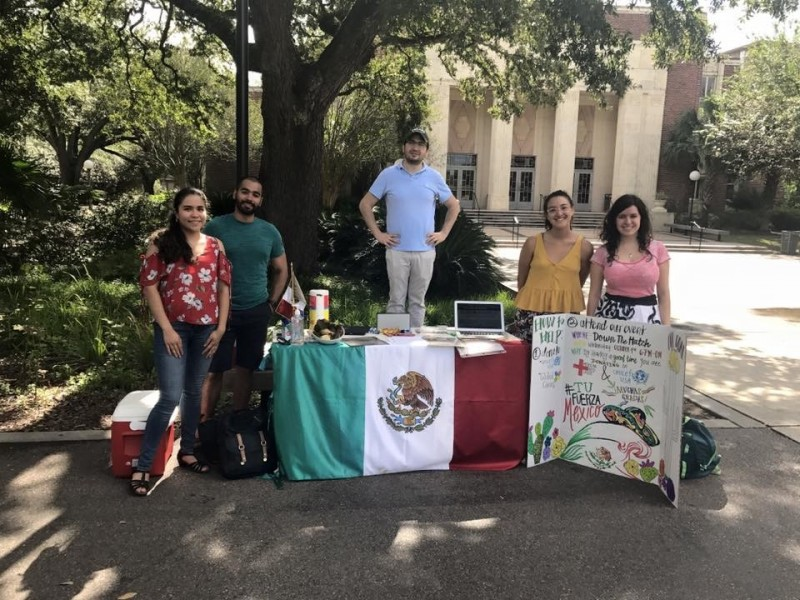 Students and the Center for Public Service implement Mexico Earthquake relief efforts