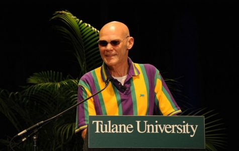 James Carville leaves Tulane, brings expertise to LSU