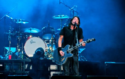 Foo Fighters Teach Voodoo Audience to Fly