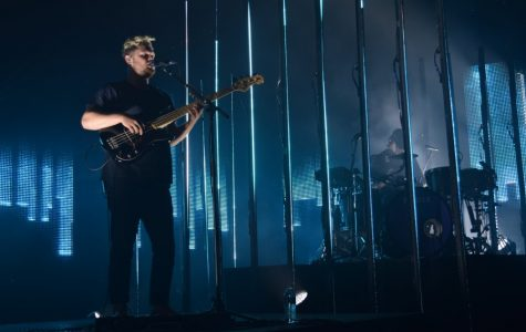 "Crowd begs alt-J to ""please don't go"" at Orpheum Theater"