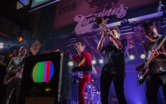 Saint Motel proves they're just New Orleans' type in Tipitina's performance