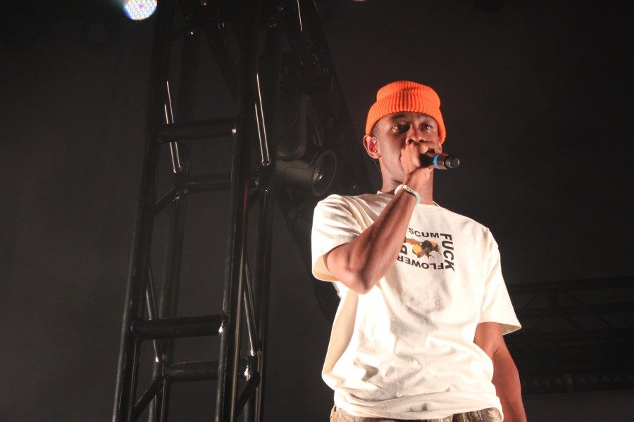 Tyler%2C+the+Creator+performed+songs+both+old+and+new+at+his+Nov.+20+show+at+Joy+Theater.