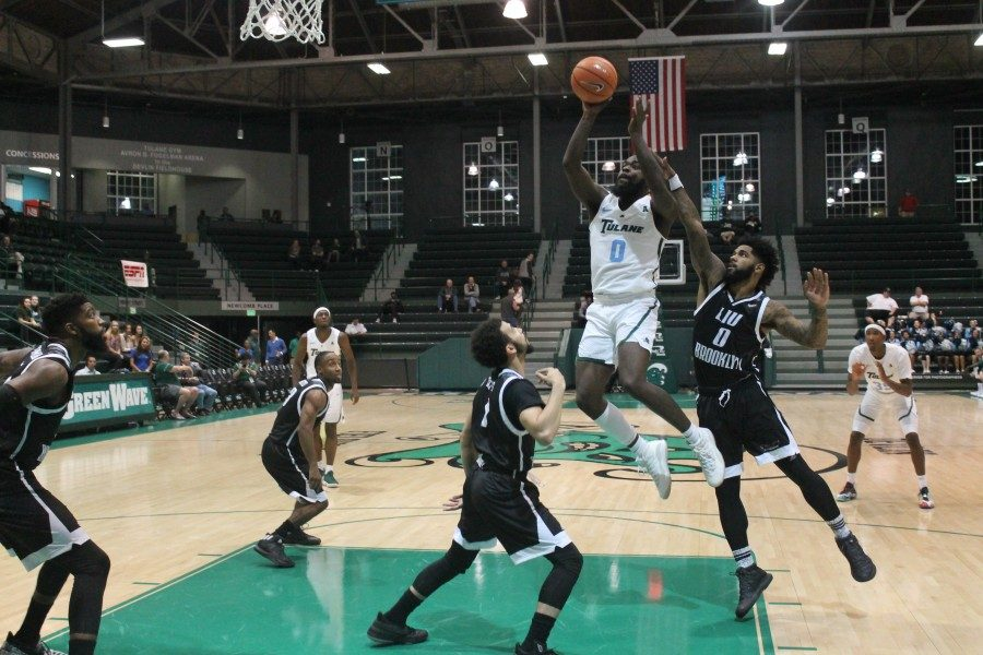 Raising the bar: Tulane men's basketball changes course, heads toward more successful season