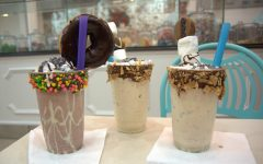 Shake Therapy's milkshakes attempt to bring the boys to the yard