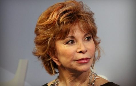 Noted Chilean author Isabel Allende talks her latest book, natural justice and risk-taking