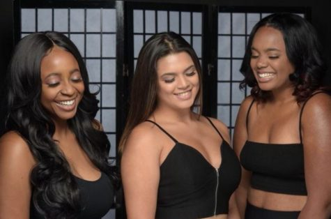 Tulane students Brittney Brittney Braddock and Tayla Moore created their own brand of eyelashes. The line of eyelashes features five styles with names inspired by African roots.