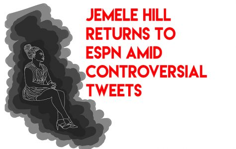 Jemele Hill returns to ESPN amid controversial tweets